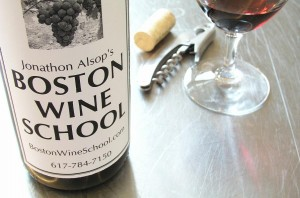 Jonathon Alsop operates the Boston Wine School, but also frequently writes about wine. (Courtesy: Boston Wine School)